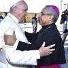 40mila fedeli per papa Bergoglio a Piazza Armerina