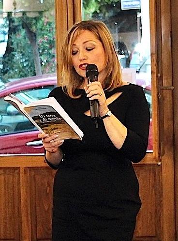 Irene Varveri.- Locandina Paternò-Particolare